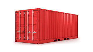 20ft Dry Cargo Containers