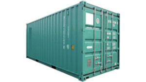 Freight Forwarding Malaysia 20ft High Cube Dry Cargo Containers