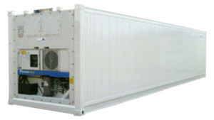Freight Forwarding Malaysia 40ft Refrigerated Containers