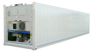 40 ft Refrigerated Containers