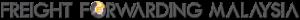 Freight Forwarding Malaysia Forwarder Logo