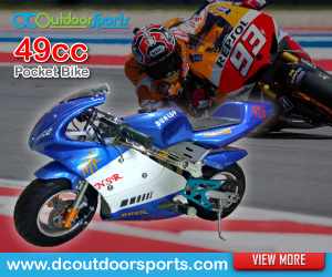 DC'Outdoor Sport - Mini Pocket Bike, Motor Cross, ATV, UTV, Electric Scooter Online Shop