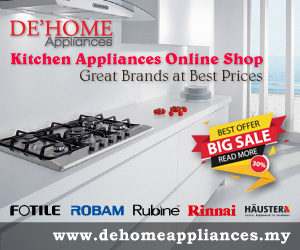 DE HOME KITCHEN APPLIANCES MALAYSIA ONLINE SHOP