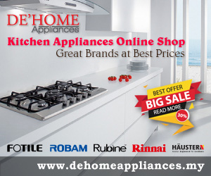 DE HOME APPLIANCES - MALAYSIA KITCHEN APPLIANCES ONLINE SHOP